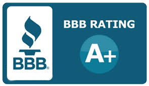 BBB A+ Rating - badge